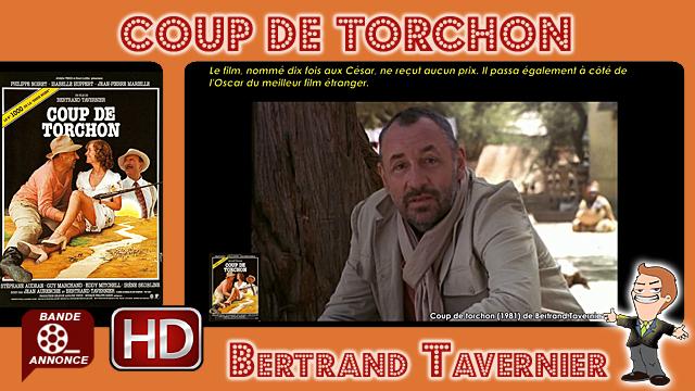 Coup de torchon de Bertrand Tavernier (1981)