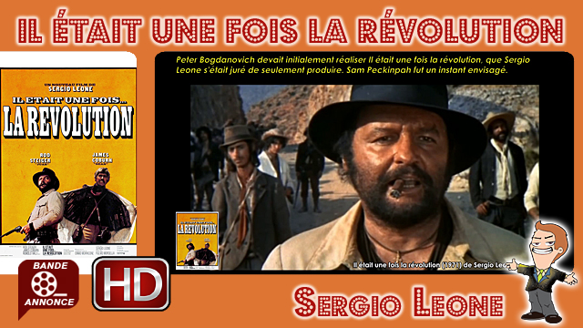 Il était une fois la révolution de Sergio Leone (1971)