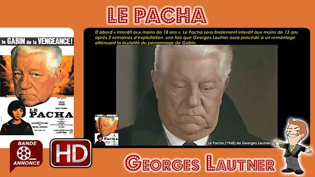 Le Pacha de Georges Lautner (1968)