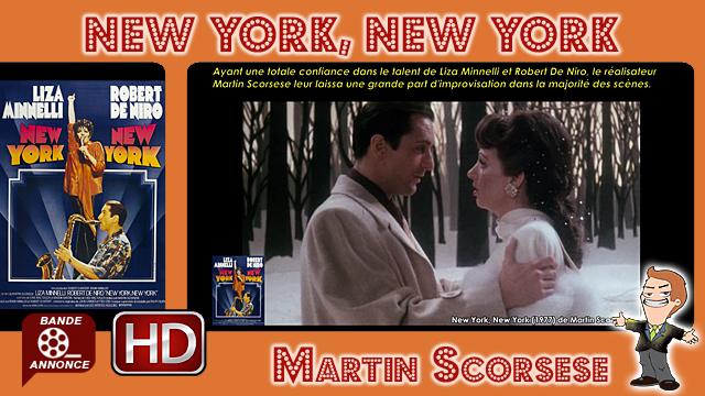New York, New York de Martin Scorsese (1977)
