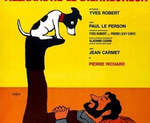 Affiche du film Alexandre le Bienheureux de Yves Robert