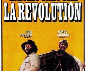 Affiche du film Il était une fois la révolution de Sergio Leone