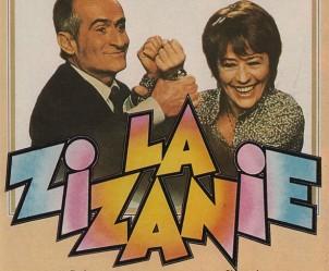 Affiche du film La Zizanie de Claude Zidi