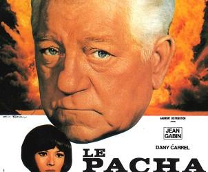 Affiche du film Le Pacha de Georges Lautner