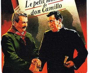 Affiche du film Le Petit monde de Don Camillo de Julien Duvivier