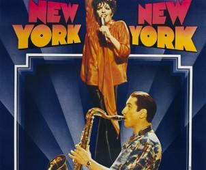 Affiche du film New York, New York de Martin Scorsese