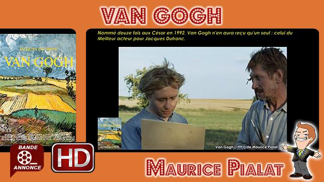 Van Gogh de Maurice Pialat (1991)