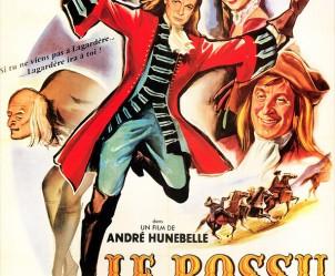 Affiche du film Le Bossu de André Hunebelle