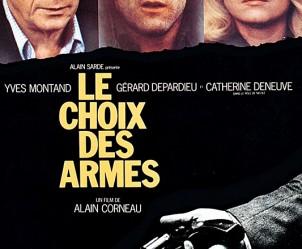 Affiche du film Le Choix des armes de Alain Corneau