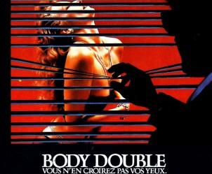 Affiche du film Body Double de Brian De Palma