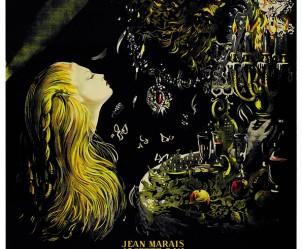 Affiche du film La Belle et la bête de Jean Cocteau
