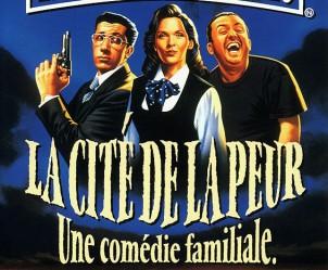Affiche du film La Cité de la peur de Alain Berbérian