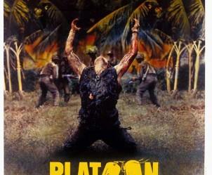 Affiche du film Platoon de Oliver Stone
