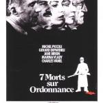 Sept morts sur ordonnance de Jacques Rouffio (1975)
