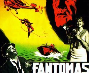 Affiche du film Fantômas de André Hunebelle