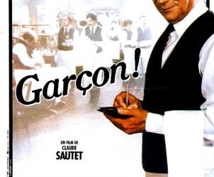Affiche du film Garçon ! de Claude Sautet