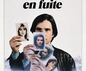 Affiche du film L'Amour en fuite de François Truffaut