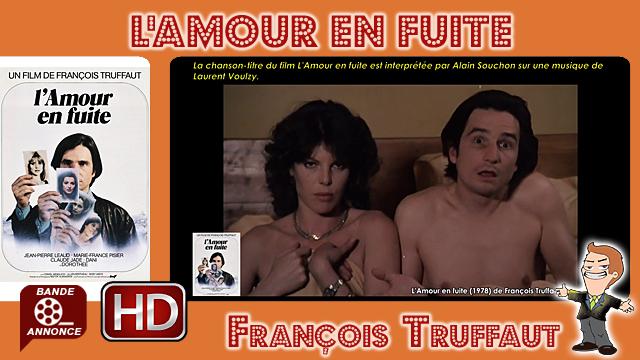 L'Amour en fuite de François Truffaut (1978)