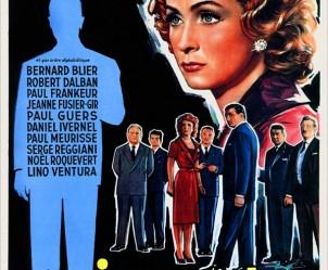 Affiche du film Marie-Octobre de Julien Duvivier