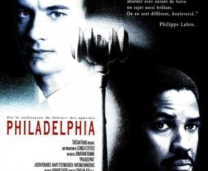 Affiche du film Philadelphia de Jonathan Demme
