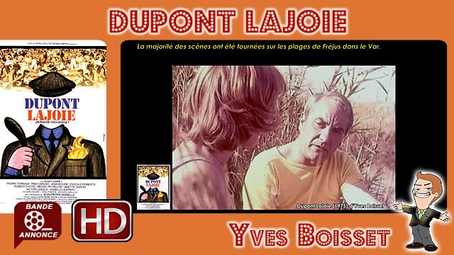 Dupont Lajoie d'Yves Boisset (1975)