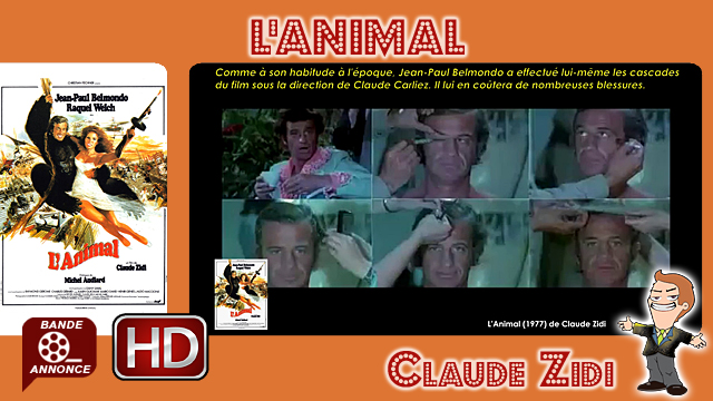 L'Animal de Claude Zidi (1977)