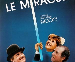 Affiche du film Le Miraculé de Jean-Pierre Mocky