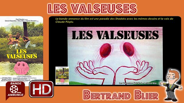 Les Valseuses de Bertrand Blier (1974)
