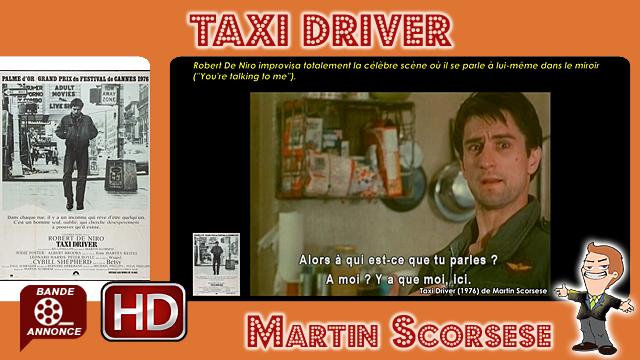 Taxi Driver de Martin Scorsese (1976)