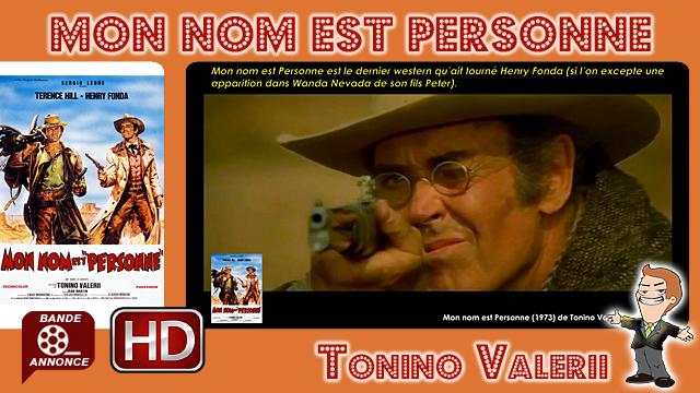 Mon nom est Personne de Tonino Valerii (1973)
