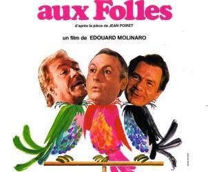 Affiche du film La Cage aux folles de Edouard Molinaro