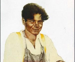 Affiche du film Lacombe Lucien de Louis Malle