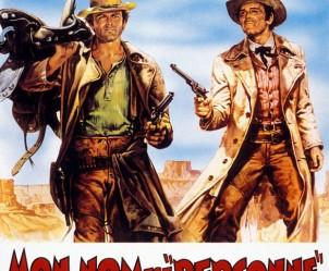 Affiche du film Mon nom est Personne de Tonino Valerii