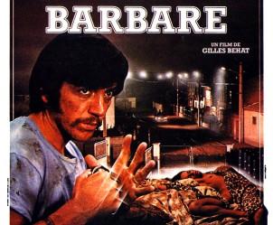 Affiche du film Rue Barbare de Gilles Béhat
