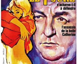 Affiche du film Le Septième Juré de Georges Lautner