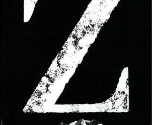 Affiche du film Z de Costa-Gavras