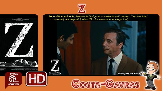 Z de Costa-Gavras (1969)