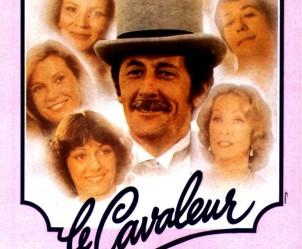 Affiche du film Le Cavaleur de Philippe de Broca