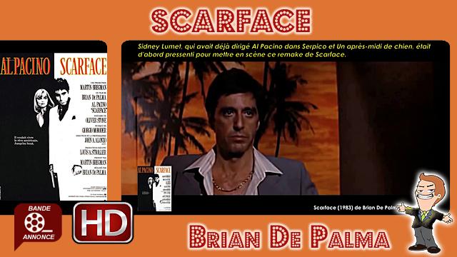 Scarface de Brian De Palma (1983)