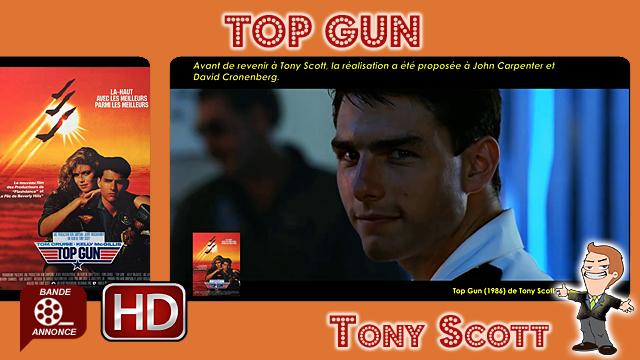 Top Gun de Tony Scott (1986)