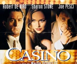 Affiche du film Casino de Martin Scorsese