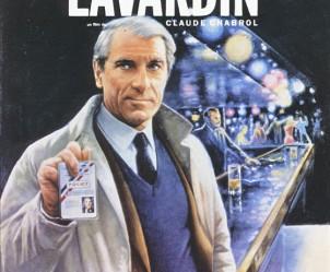 Affiche du film Inspecteur Lavardin de Claude Chabrol