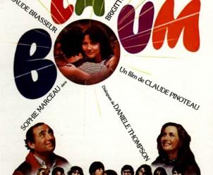 Affiche du film La Boum de Claude Pinoteau