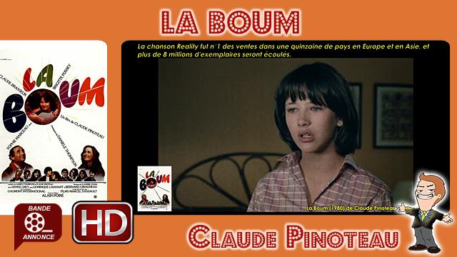 La Boum de Claude Pinoteau (1980)