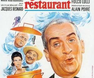 Affiche du film Le Grand restaurant de Jacques Besnard