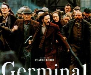 Affiche du film Germinal de Claude Berri