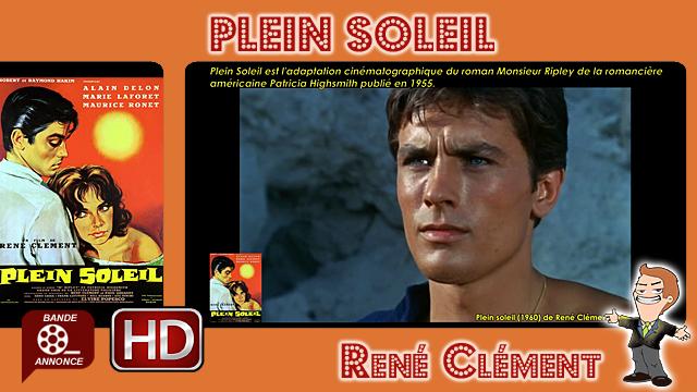 Plein soleil de René Clément (1960)