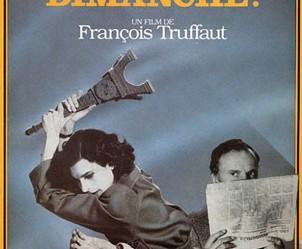 Affiche du film Vivement dimanche ! de François Truffaut