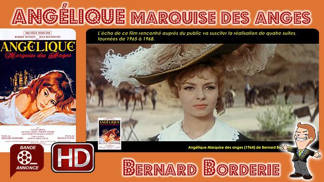 Angélique Marquise des anges de Bernard Borderie (1964)