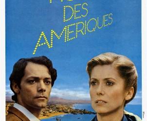 Affiche du film Hôtel des Amériques de André Téchiné